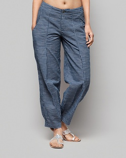 Stop & Refuel Trouser - Blue Base