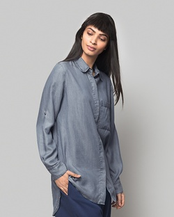 Miku Button-down Shirt