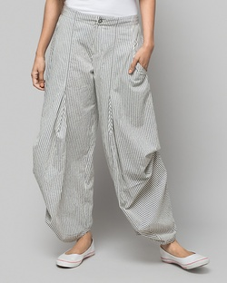 Mayu Striped Trouser