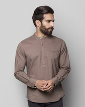 Pondicherry Shirt - Brown