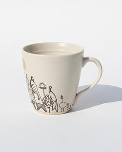 Tribe Mug - White