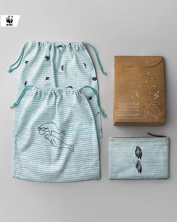 Aquatic Packing Kit (Set of 3)