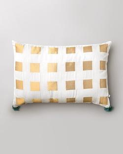 Lo Shu Lumbar Pillow