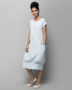 Shibui Dress - Blue Wash