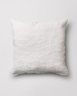 Kumo Euro Sham - White