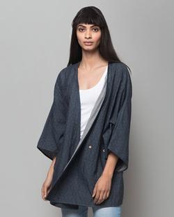 Ame Reversible Kimono