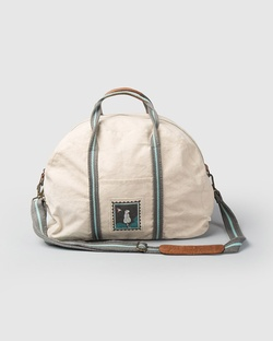 Mukayu Gym Bag - Oatmeal