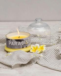Paradisi Bell Jar Candle - Large