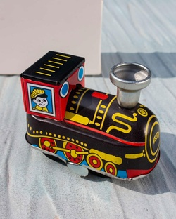 Express Wind-Up Train