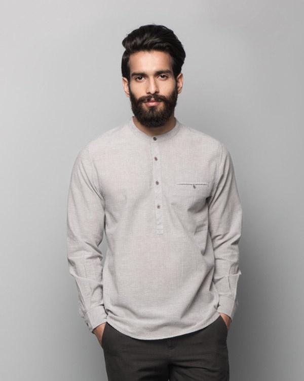 Pondicherry Shirt - Steel