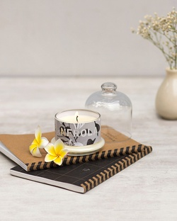 Nerola Bell Jar Candle - Small