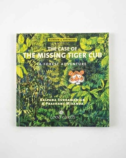 Case of The Missing Tiger Cub