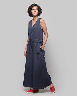 Terado Plain Jumpsuit