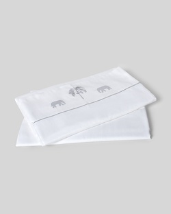 Colombo Ele Palm Sheeting (Set of 4)