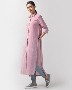For Many Moons Stripe Kurta