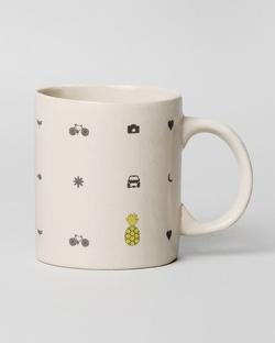 Icon Mug - Charcoal