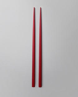 Shikki Red Chopsticks (Set of 2)
