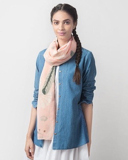 Rise Scarf - Pink
