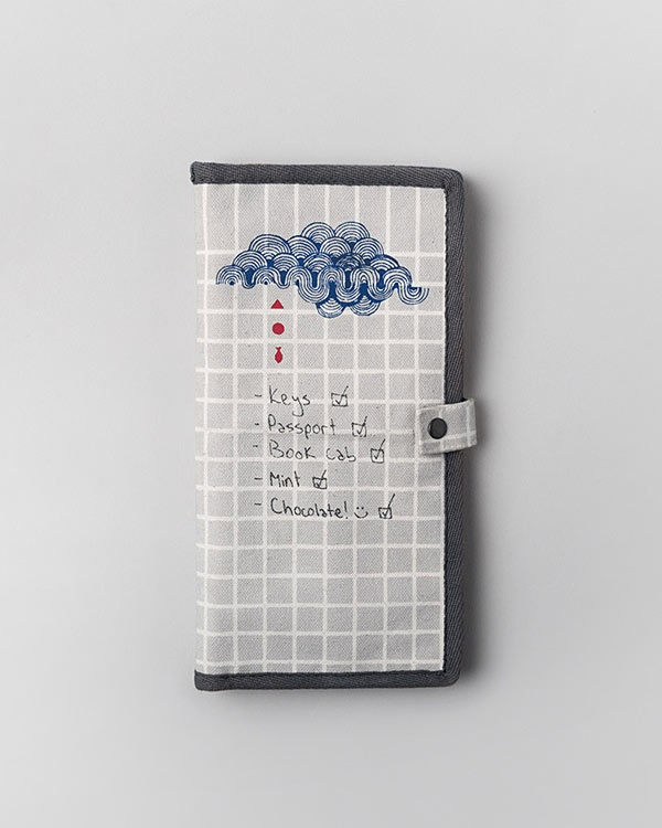 Shiro Passport Holder
