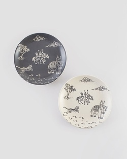 Pazhani Quarter Plate (Set of 2)
