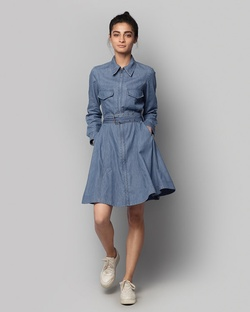 Serengeti Denim Dress
