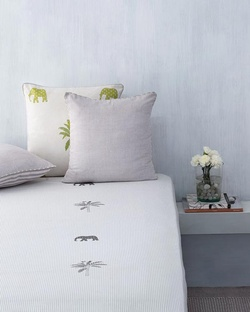 Alleppey Printed King Bedcover