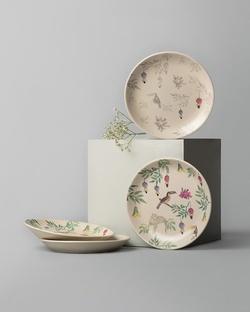 Nakano Tapas Plate (Set of 4)