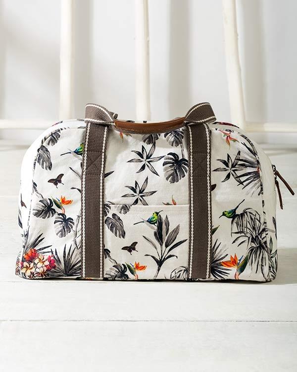 Botanic Bowling Bag