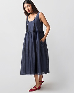 Ashwani Dress - Blue