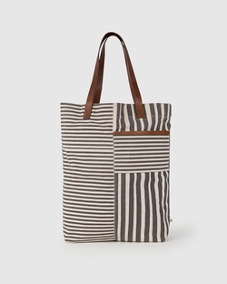 Berber Striped Tote