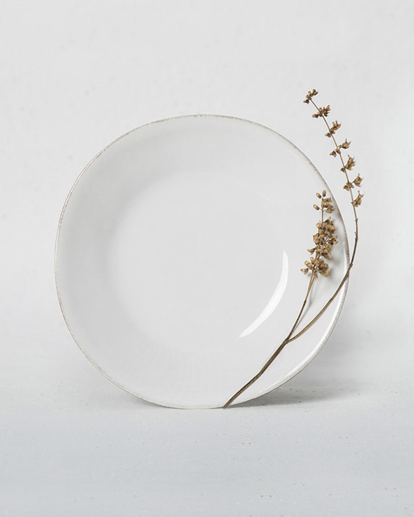Aguada Tapas Plate - White