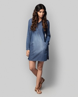Cindy Short Shirt Dress