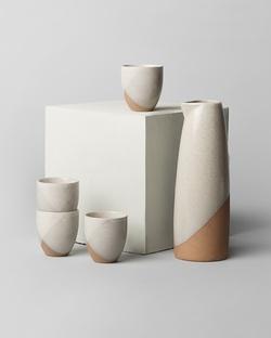 Sake Jug & Cup (Set of 5)