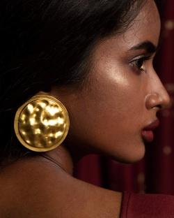 Placa Earrings