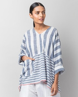 Small Victory Stripe Top