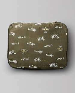 Aerobatics Sort Sack - Charcoal & White