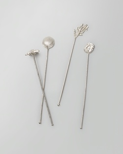 Marina Stirrers (Set of 4)
