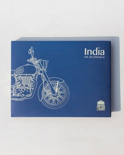 Royal Indian Bikes Coffee Table Book