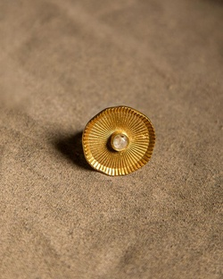 Kamal Patta Ring