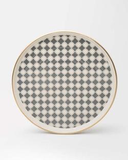 Fez Round Platter