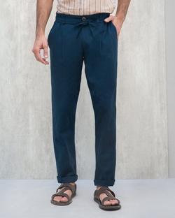 Banjara Trousers - Navy