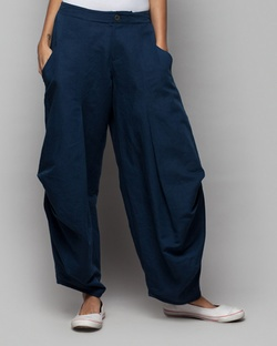 Weekend Trouser - Blue