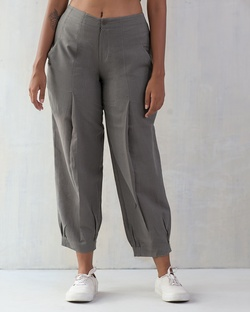 Stop & Refuel Trousers - Charcoal