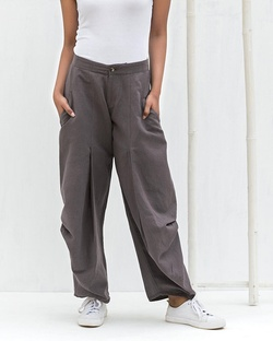 Weekend Trouser - Charcoal