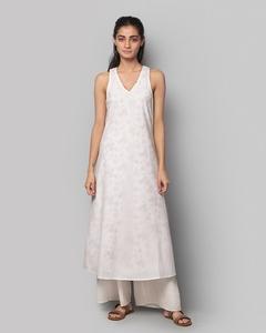Layer Tunic - White