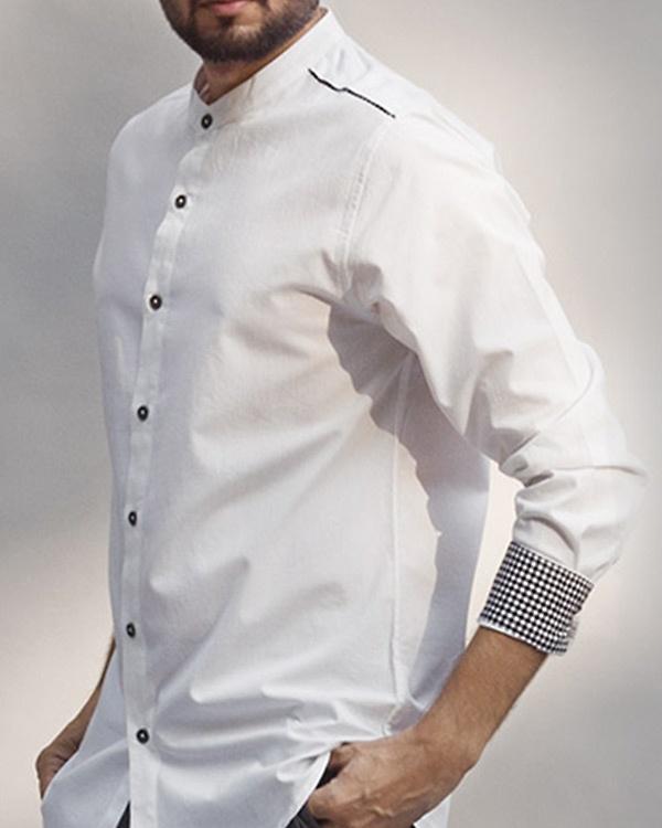 Varkala Shirt - White