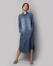 Bianca Shirt Dress
