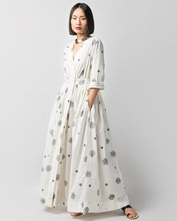 Nico Dress - Ivory