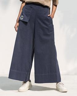 Kasumi Pants - Indigo
