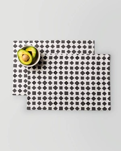 Harlequin Placemat (Set of 2)